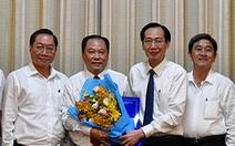 Bác sĩ Nguyễn Hoài Nam làm phó giám đốc Sở Y tế TP.HCM