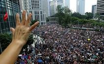 Báo Trung Quốc nói 'không dung thứ' chủ trương ly khai tại Hong Kong