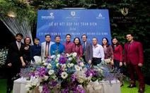 Phú Trần và Vietcombank CN Gia Định ký kết hợp tác toàn diện