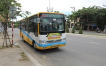 Hơn 50 tài xế xe buýt Đà Nẵng đi 'đòi lương' ngay ngày đầu năm mới