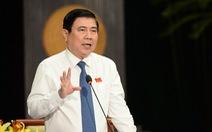 Chủ tịch UBND TP.HCM Nguyễn Thành Phong: Khát vọng cao xứng với tiềm năng