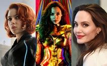 Dàn mỹ nhân của Marvel và DC sẽ tỏa sáng năm 2020