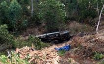 Lai Châu: xe tải lao xuống suối, 3 người thiệt mạng