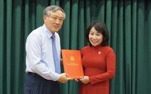 Bà Phạm Thị Thu Hà làm phó chánh án TAND TP.HCM