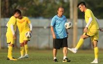 Hôm nay, U23 Việt Nam - U23 UAE: Chờ xem 'bí mật' của ông Park