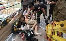 Xả súng cướp vàng trong trung tâm thương mại, 3 người chết