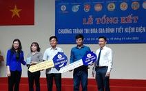 EVNHCMC khen thưởng 480 hộ tiết kiệm điện