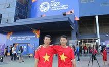 Vé trận U23 VN - UAE bắt đầu 'đắt hàng'