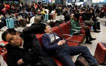 Trung Quốc vào cuộc 'Xuân vận' lớn nhất hành tinh với 3 tỉ chuyến về quê ăn Tết