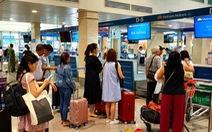 Hành khách có thể tự làm thủ tục hành lý khi bay nội địa