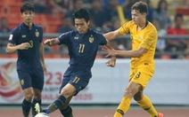 Báo Thái Lan thất vọng, chê U23 'quá yếu' trước U23 Úc