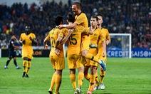 Đuối sức trong hiệp 2, Thái Lan thua ngược Úc 1-2
