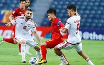 U23 Việt Nam - U23 UAE 0-0: Khởi đầu chấp nhận được