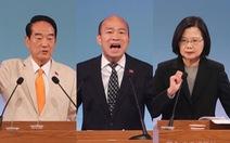 Người Đài Loan xếp hàng dài bầu lãnh đạo 'quyết định tương lai'