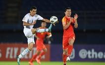 Thua Uzbekistan, Trung Quốc dừng bước ở vòng bảng U23 châu Á 4 lần liên tiếp