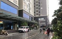 Bé gái 4 tuổi rơi từ tầng 25 chung cư xuống đất tử vong