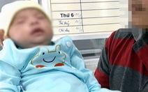 Mổ khẩn 3 tiếng rưỡi cứu bé sơ sinh bị dị tật teo thực quản hiếm gặp