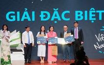 3 giáo viên đoạt giải đặc biệt về sáng tạo trong giáo dục