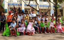 Áo mới ngày tết cho 'những đứa trẻ du mục' ở bãi rác Phú Quốc