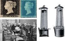 Những phát minh độc đáo trong các năm Tý