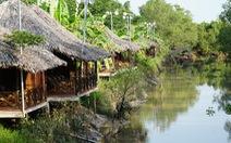 Vi vu miền quê Nam Bộ đẹp như cổ tích