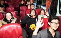 Sinh viên ở Hà Nội đi xe miễn phí, về quê đón tết sớm