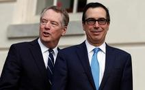 Mỹ và Trung Quốc không có thỏa thuận giảm thuế trong tương lai