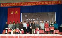 Blue Sea Group trao quà Tết cho các hộ nghèo huyện Xuyên Mộc