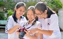 Cuộc thi ảnh Tuổi xanh: Câu lạc bộ nhiếp ảnh trường mình