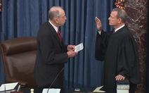 Luận tội ông Trump: Thượng viện Mỹ lập bồi thẩm đoàn