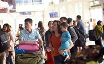 Nhiều hãng bay có đến 50% chuyến bay chậm trễ trong dịp Tết Canh Tý