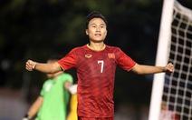 Vì sao ông Park không dùng tiền vệ Việt Hưng?