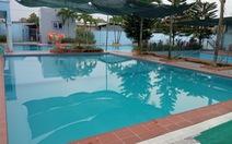 Học sinh lớp 5 chết đuối dưới hồ bơi chiều 23 tết