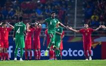 Thua U23 Saudi Arabia 0-1, chủ nhà Thái Lan 'vỡ mộng' Olympic