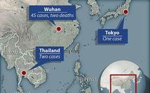 Trung Quốc thêm 4 ca viêm phổi lạ, chuyên gia Anh nghi có tới hơn 1.700 ca