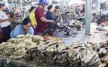 Chợ quê Sài Gòn - Kỳ 3: Thương lắm con khô sặc rằn