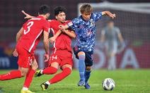 Giải U23 châu Á: Nhật Bản và Trung Quốc: Sự tương phản trong hai thất bại