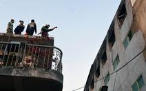Cơ sở nuôi dạy trẻ mồ côi cháy lớn vào chiều 25 tết
