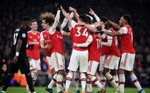 Arsenal 'chào' năm 2020 bằng chiến thắng thuyết phục trước M.U