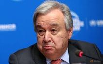 Tổng thư ký Liên Hiệp Quốc quan ngại sâu sắc về thông điệp của Triều Tiên