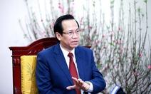 Bộ trưởng Đào Ngọc Dung: Đổi mới mạnh mẽ giáo dục nghề nghiệp!