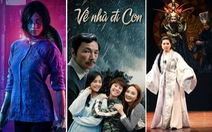 Điện ảnh, truyền hình, sân khấu: Thấy gì từ hiện tượng Hai Phượng, Về nhà đi con...?