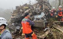 Chỉ huy lực lượng vũ trang Đài Loan thiệt mạng do tai nạn máy bay
