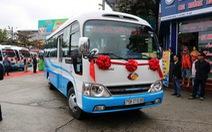 Khai trương tuyến xe buýt liên tỉnh từ Huế đi Đà Nẵng