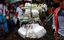 Thái Lan đón năm mới bằng lệnh cấm túi nhựa dùng 1 lần