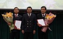 Ông Lê Thành Văn làm chánh tòa hình sự TAND cấp cao tại TP.HCM