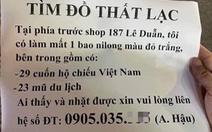 Bới tung xe rác tìm 29 cuốn hộ chiếu cho đoàn khách đi Hàn Quốc