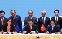 Ủy ban Thương mại EU vừa thông qua EVFTA với Việt Nam