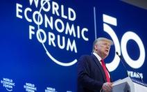 Davos 2020: Ông Trump gọi cảnh báo về khủng hoảng khí hậu là 'ngu ngốc'