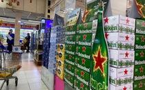 'Toang' thị trường bia Tết, đại lý 'đạp giá' đẩy hàng